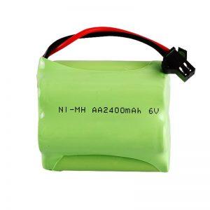 NiMH цэнэглэдэг батерей AA2400 6V