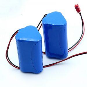 Эмнэлгийн хэрэгслийн цэнэглэдэг лион-ион 3S1P 18650 10.8v 2250mah литийн ион батерейны багц