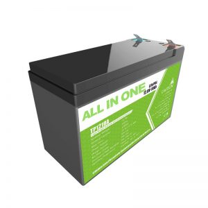 Replace lead acid gel battery 12V 10Ah Lithium ion battery for small energy store