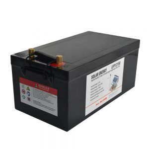 High quality battery 12v 200ah LiFePO4 solar battery