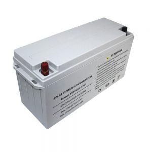 Эрчим хүчний нөөц LiFePO4 зай 12V 80Ah нарны зай, цахилгаан хангамж