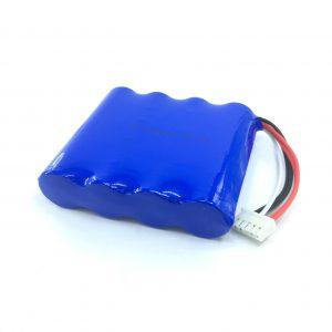 Ухаалаг тоос сорогчийн цэнэглэдэг 14.8V 2200 mAh 18650 лион ионы литийн батерейны багц