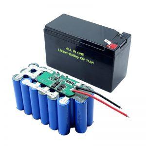 БҮГД НЭГДЭЛ 18650 3S5P 12Volt лити батерей 11Ah цэнэглэдэг лити батерейны багц