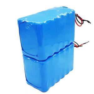 Цахилгаан унадаг дугуйны цэнэглэдэг батерей 18650 өндөр гүний циклийн 24 вольт лити ион зай