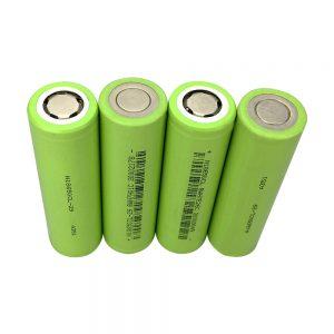 Анхны цэнэглэдэг лити ион батерей 18650 3.7V 2900mAh эсийн Li-ion 18650 зай