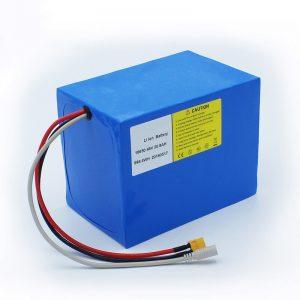 Литий батерей 18650 48V 20.8AH цахилгаан унадаг дугуй ба электрон дугуйн хэрэгсэл
