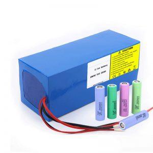 Лити батерей 18650 72V 20Ah Цахилгаан мотоциклийн хувьд өөрөө цэнэглэх хурд 18650 72v 20ah литийн батерейны багц