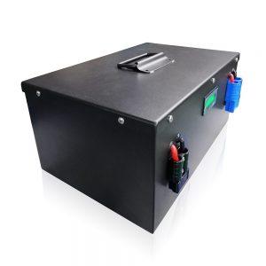 Өөрчлөн тохируулсан lifepo4 24V 100Ah лити зай