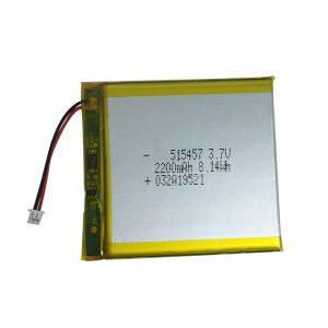 Гэрийн ухаалаг төхөөрөмжид зориулсан 3.7V 2200mAh полимер литийн батерей