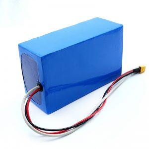 Литийн цэнэглэдэг 36V 10Ah Li -on 18650 цахилгаан тэшүүрийн батерейны багц