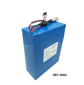 Этвау цахилгаан мотортой 48v26ah лити зай, цахилгаан мотоциклын графены зай 48 вольт литийн зай үйлдвэрлэгчид