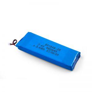 LiPO цэнэглэдэг зай 651648 3.7V 460mAh / 3.7V 920mAH / 7.4V 460mAH