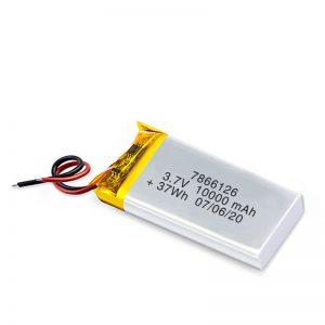 LiPO цэнэглэдэг зай 7866120 3.7V 10000mAh / 3.7V 20000mAH / 7.4V 10000mAh