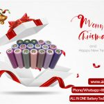Merry Christams-ийн мэндчилгээг ALL IN ONE Battery Technology Co. Ltd.