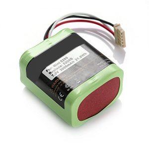 Beston Scooba Mint5200B 7.2V 3Ah орлуулагч iRobot тоос сорогчод зориулсан цэнэглэдэг Ni-MH батерейны багц
